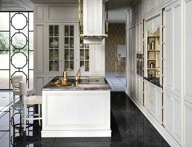 Итальянская кухня London Luxury фабрики FM BOTTEGA D'ARTRE