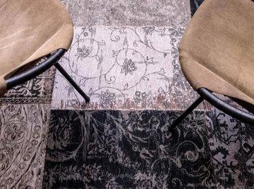 Ковер Vintage Black&White фабрики Louis de Poortere