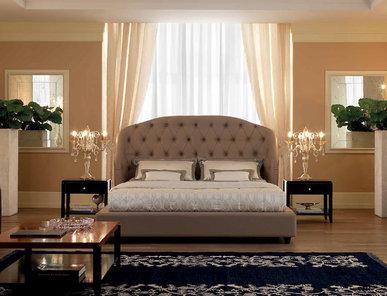 Итальянская кровать Dolce Vita 375 фабрики FM BOTTEGA D'ARTRE