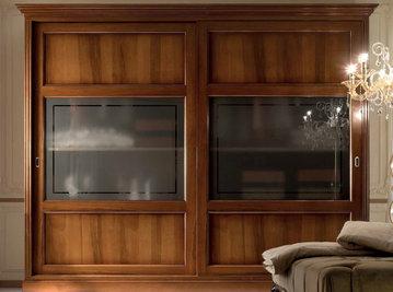 Итальянский шкаф-купе Cezanne фабрики FM BOTTEGA D'ARTRE