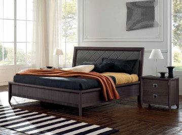 Итальянская кровать Aktual 453 фабрики FM BOTTEGA D'ARTRE