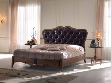 Итальянская кровать Monet 827 фабрики FM BOTTEGA D'ARTRE
