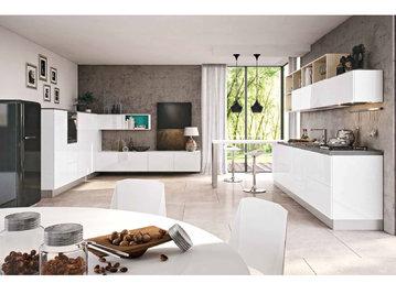 Итальянская кухня HAPPY-GO-LUCKY фабрики SPAGNOL CUCINE