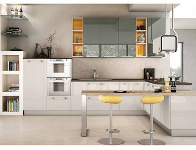 Итальянская кухня JOYFUL DETAILS фабрики SPAGNOL CUCINE