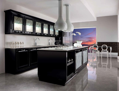 Итальянская кухня Q.ELIZABETH 04 фабрики SPAGNOL CUCINE