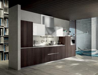 Итальянская кухня MOOD 03 фабрики COMPOSIT