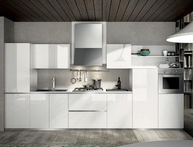 Итальянская кухня MOOD 02 фабрики COMPOSIT