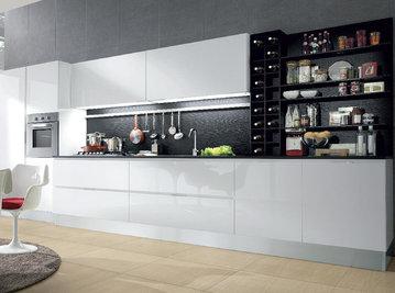 Итальянская кухня MYA 05 фабрики COMPOSIT