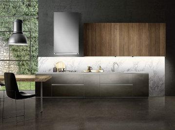Итальянская кухня LINEA 01 фабрики COMPOSIT