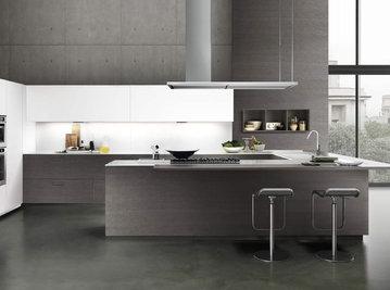 Итальянская кухня TOUCH 03 фабрики COMPOSIT