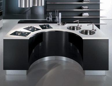 Итальянская кухня MAXIMA 03 фабрики COMPOSIT