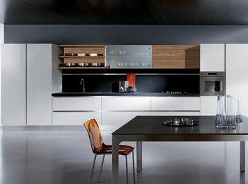 Итальянская кухня MAXIMA 10 фабрики COMPOSIT
