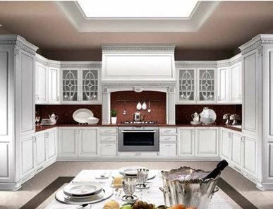 Итальянская кухня 4YOU WHITE фабрики TESSAROLO