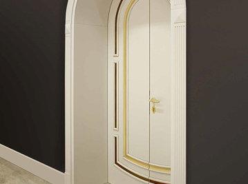 Итальянская дверь LC1556+AU+BR фабрики TESSAROLO