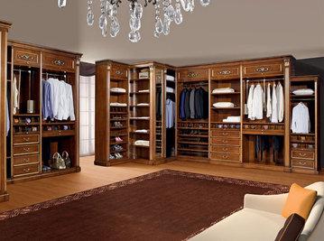 Итальянская гардеробная фабрики TESSAROLO Композиция 01