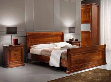 Итальянская кровать BEATRICE 01 фабрики TESSAROLO