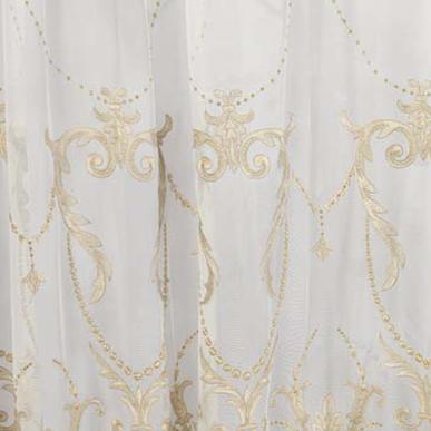 Итальянские тюли Vasari фабрики Ricam Art
