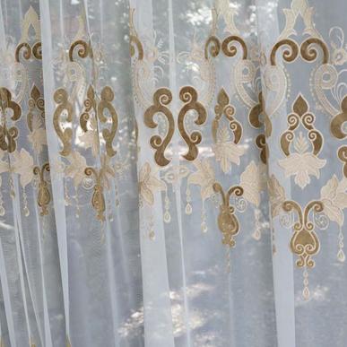 Итальянские тюли Klimt фабрики Ricam Art