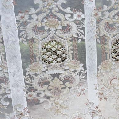 Итальянские тюли Monet фабрики Ricam Art