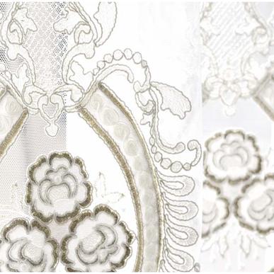 Итальянские тюли Santiago фабрики Ricam Art