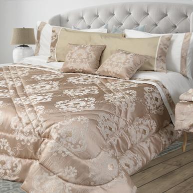 Итальянские постельные комплекты Mosca фабрики Centro Del Ricamo