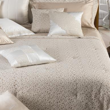 Итальянские постельные комплекты Soave фабрики Centro Del Ricamo