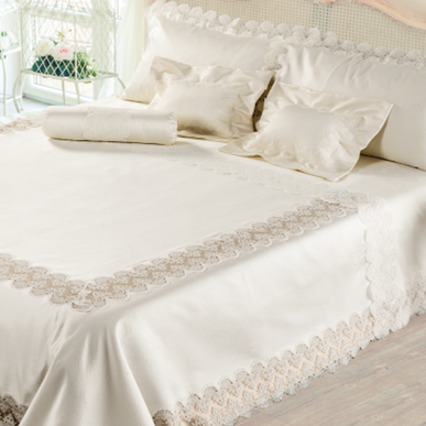 Итальянские постельные комплекты Montecarlo фабрики Centro Del Ricamo