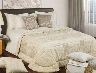 Итальянские постельные комплекты Merano фабрики Centro Del Ricamo
