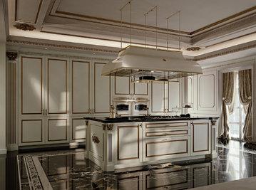 Итальянская кухня PALATINA 01 фабрики SCIC