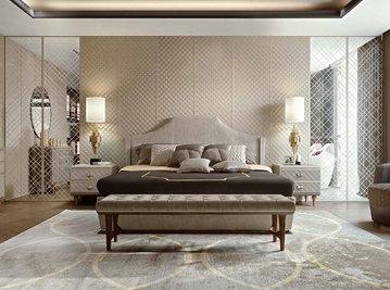 Итальянская спальня BELLAGIO HOME фабрики SCIC