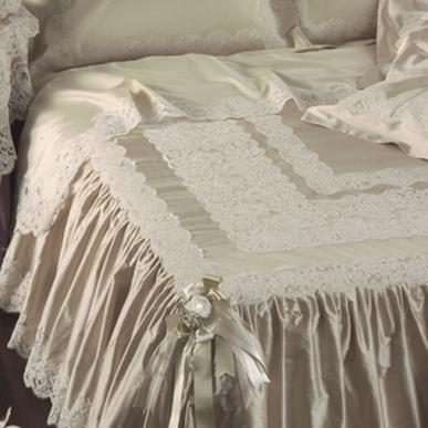 Итальянские постельные комплекты Carlotta фабрики Ricam Art