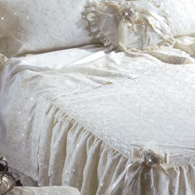 Итальянские постельные комплекты Laila фабрики  Ricam Art