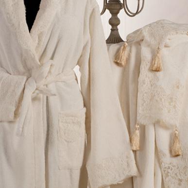 Итальянские полотенца и халаты Sissi фабрики Ricam Art