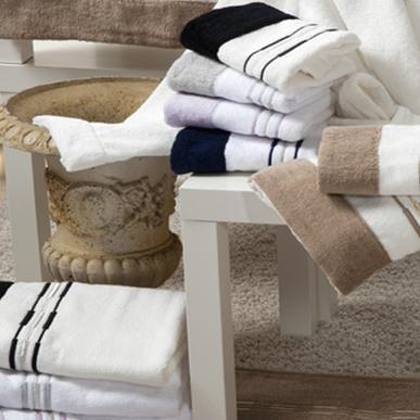 Итальянские полотенца и халаты Ischia фабрики Ricam Art