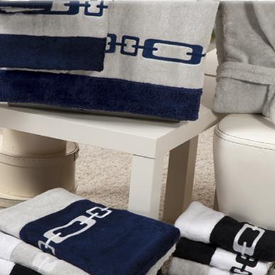 Итальянские полотенца и халаты Taormina фабрики Ricam Art