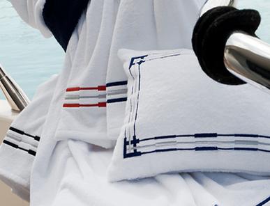 Итальянские полотенца и халаты Ischia 1 фабрики Ricam Art