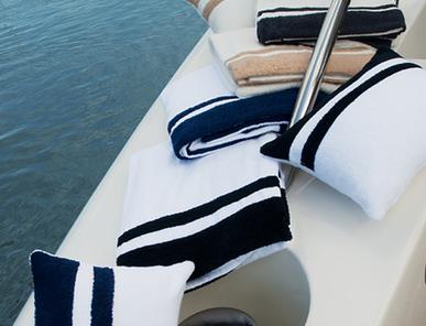 Итальянские полотенца и халаты Fregene 1 фабрики Ricam Art