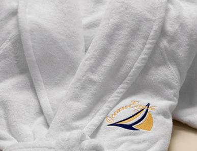 Итальянские полотенца и халаты Nettunoa фабрики Ricam Art