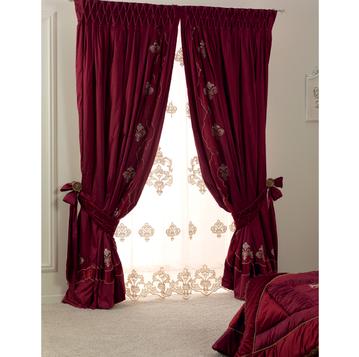 Итальянские шторы и гардины Orchidea фабрики  Ricam Art