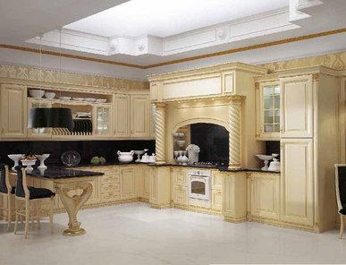 Итальянская кухня ARROGANCE IMPERO 03 фабрики CONCRETA