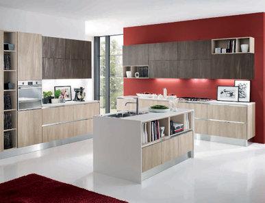 Итальянская кухня MIKONOS 02  фабрики CONCRETA