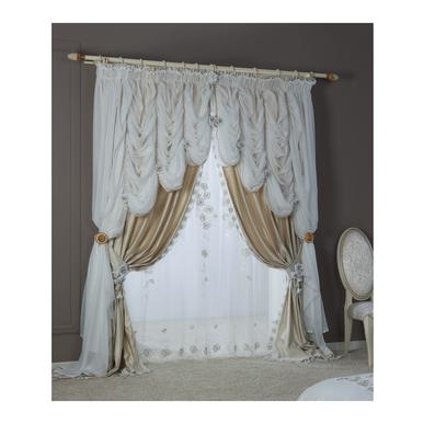 Итальянские шторы и гардины Turandot фабрики Ricam Art