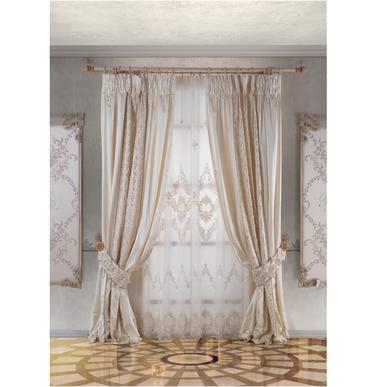 Итальянские шторы и гардины Aleatico фабрики Ricam Art
