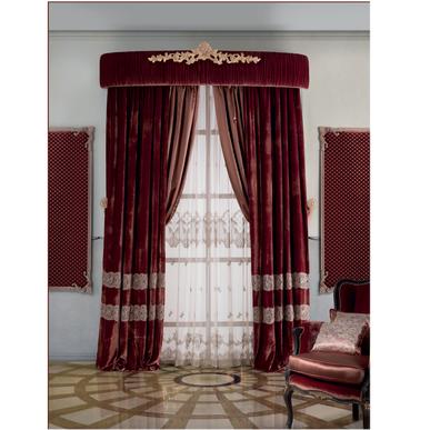 Итальянские шторы и гардины Barbera фабрики Ricam Art