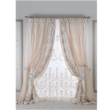 Итальянские шторы и гардины Romeo& Giulietta фабрики Ricam Art