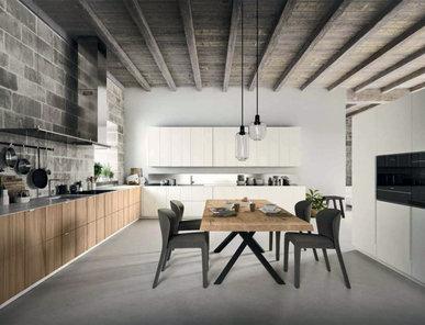 Итальянская кухня MAGGIORANA 03 фабрики VALDESIGN