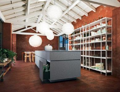 Итальянская кухня SOHO 05 фабрики VALDESIGN