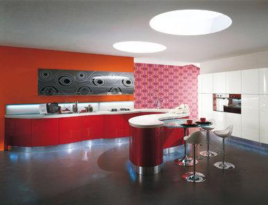Итальянская кухня DOMINA 08 фабрики ASTER