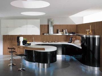 Итальянская кухня DOMINA 09 фабрики ASTER