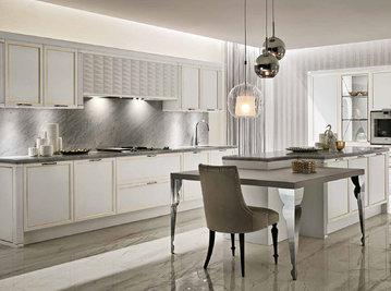 Итальянская кухня LUXURY GLAM 08 фабрики ASTER